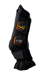 eQuick Stable Boots Aero-Magneto Achter