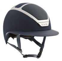 Kask Star Lady Navy-Zilver