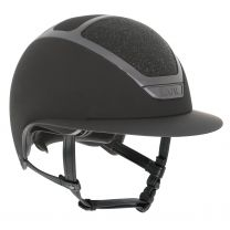 Kask Star Lady Swarovski Midnight Zwart