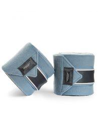 Equestrian Stockholm SS'20 bandages Steel Blue