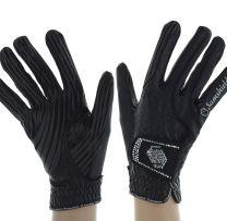 Samshield V-Skin Swarovski Handschoenen Zwart