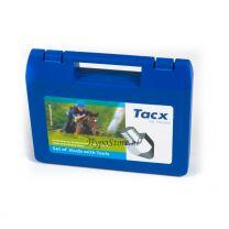Tacx complete set in kunststof koffer