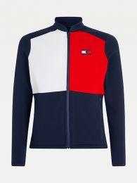 Tommy Hilfiger SS'21 Training jacket Color Block Heren