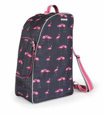 Shires Flamingo Laarzen en Cap Tas