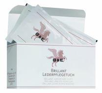 Bense & Eicke Lederonderhouds doekjes Brillant 12x6.5ml