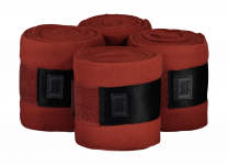 Equito Fleece Bandages Cinnamon Spice