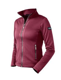 Equestrian Stockholm FW'20 Fleece vest Winter Rose