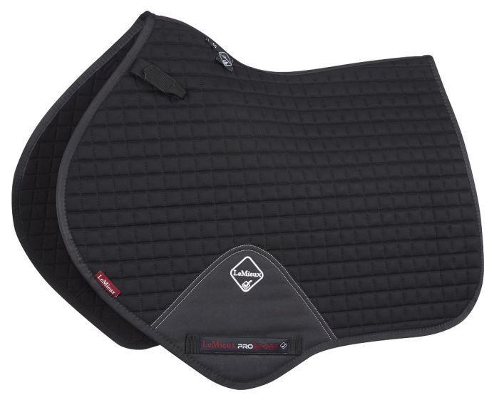 LeMieux Pro-Sport dekje veelzijdigheid zwart