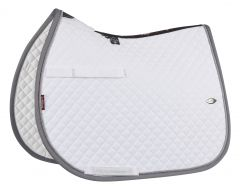 LeMieux Wither Relief Mesh White spring dekje