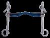Trust Sweet Iron dressuurstang met lage tongboog 16mm