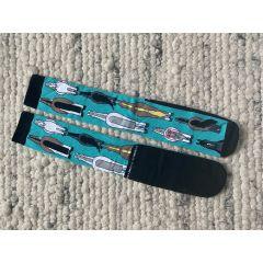 Dreamers & Schemers SS'21 Butts Knit sokken