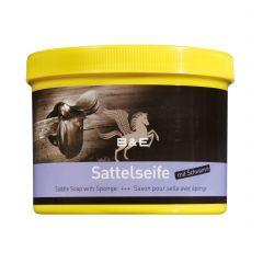 Bense & Eicke zadelzeep pasta met spons 500ml