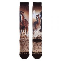 Stapp Horse Kniekous Running Horses