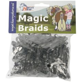 Harry's Horse Magic Braids manenelastiekjes