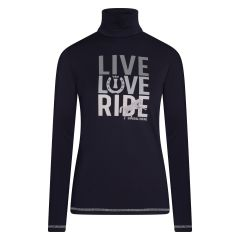 Imperial Riding FW'21 Longsleeve Live Love Ride