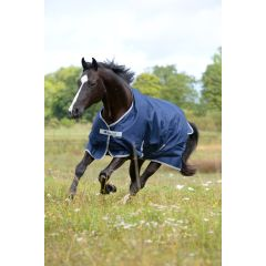 Bucas Freedom Turnout Light Pony Blauw