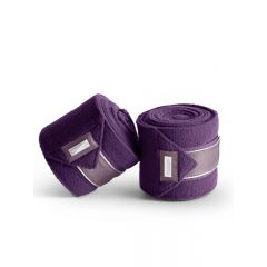 Equestrian Stockholm FW'21 Orchid Bloom bandages