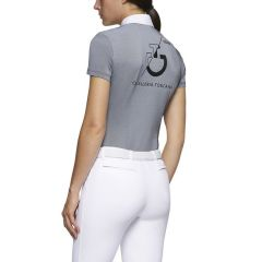Cavalleria Toscana SS'21 CT Team S/S Competition Polo Dames