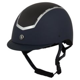 BR Sigma cap met carbon of painted top