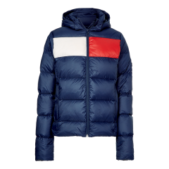 Tommy Hilfiger FW'21 Hooded jas