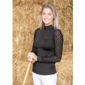 Harry's Horse SS'21 Trainingsshirt EQS Crystal Lace