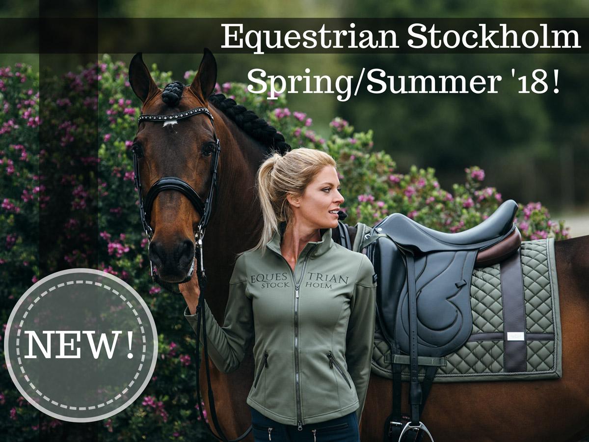 Equestrian Stockholm Spring Summer'18