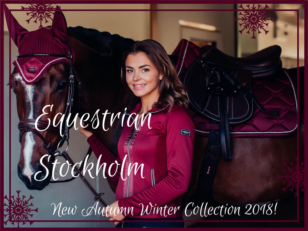 Equestrian Stockholm AW'18