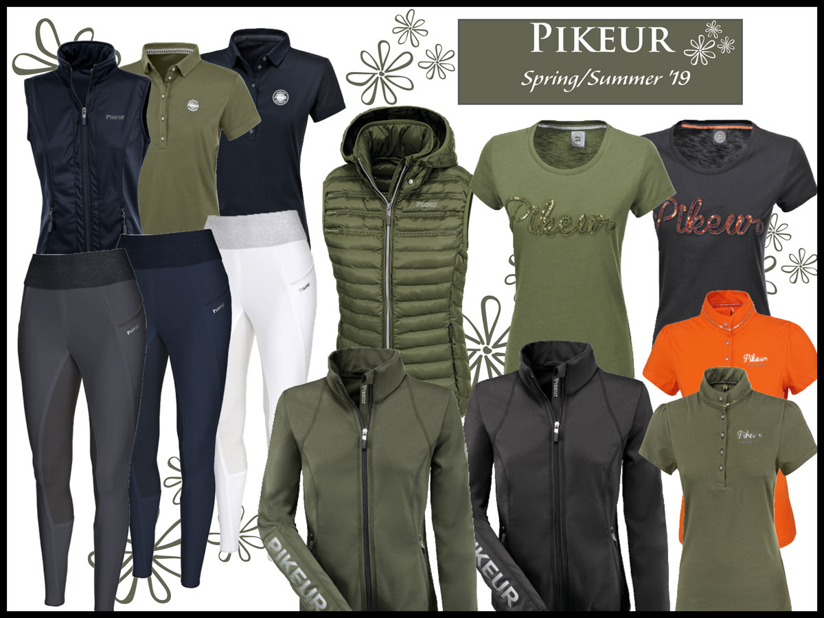 Pikeur Spring Summer '19
