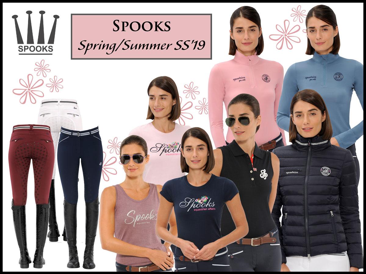 Spooks Spring/Summer 19