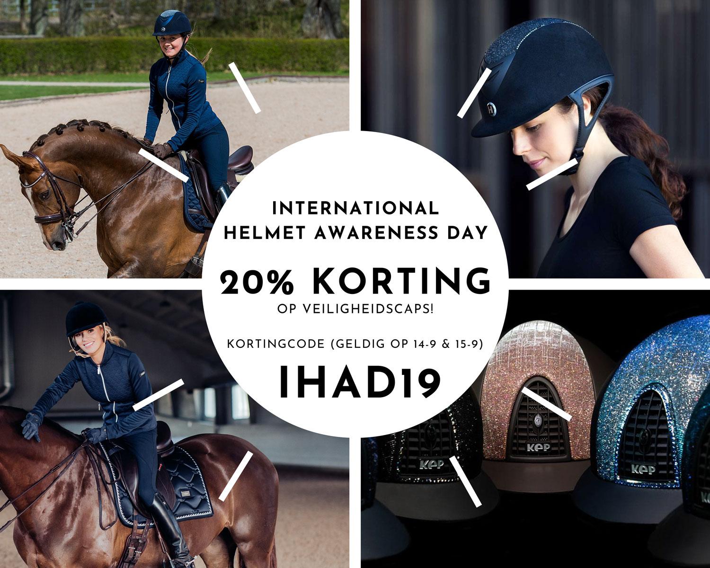 International Helmet Awareness Day 2019