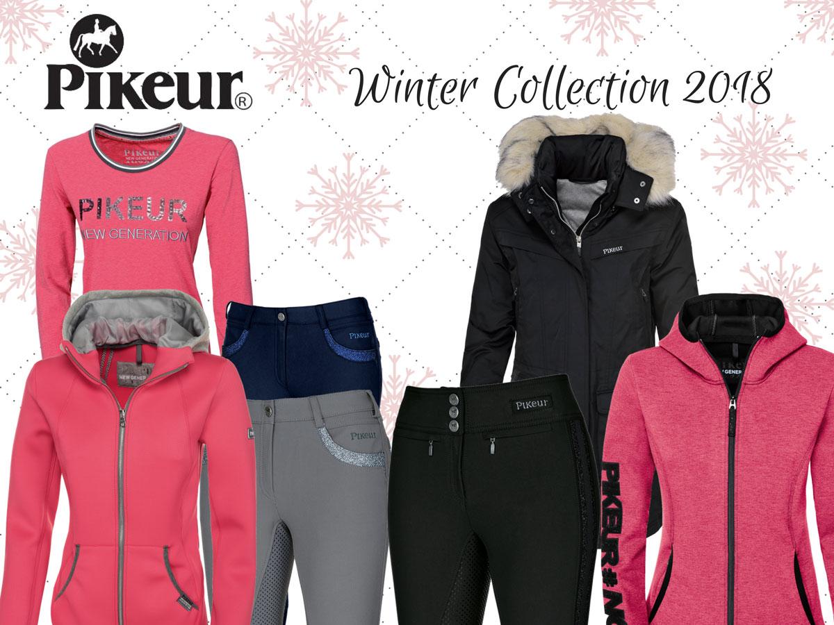 Pikeur winter 2018