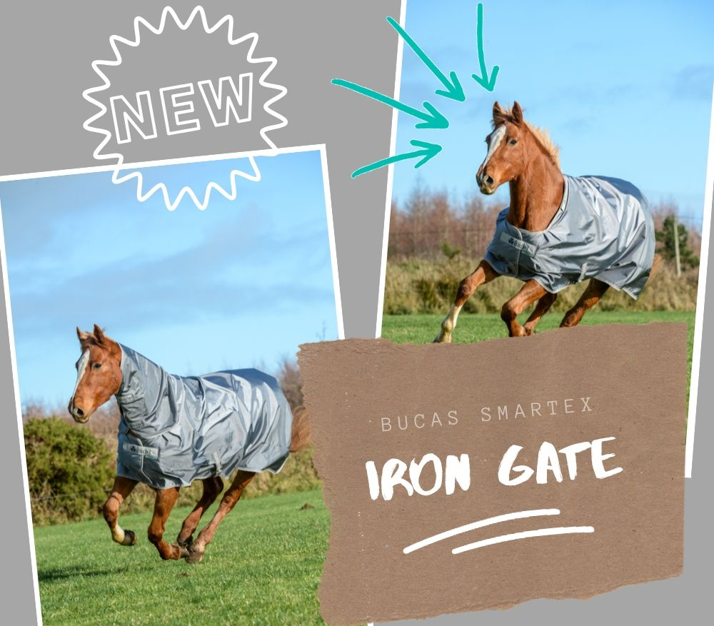 Bucas Smartex Iron Gate