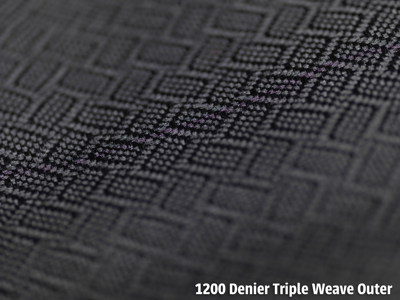 Weatherbeeta Ultra Cozi 1680D Ballistisch Nylon outer