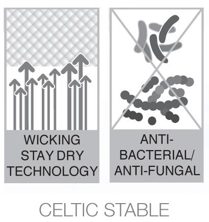 Bucas Celtic Stable Extra Eigenschappen