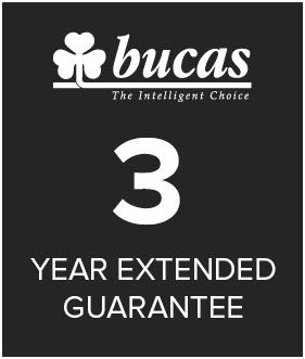 Bucas 3 jaar Garantie